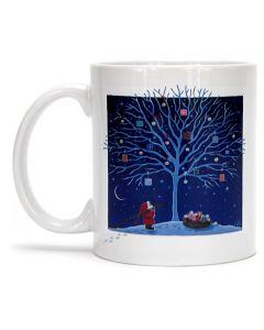 Tomte Gift Tree Trimmer Mug