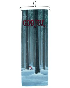 Tomte in Tall Trees Wall Hanging