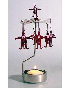 Tomte Spinning Candleholder
