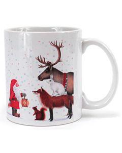 Tomte & Forest Friends Mug