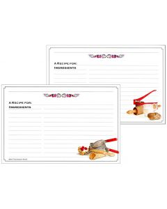 Trost Recipe Cards