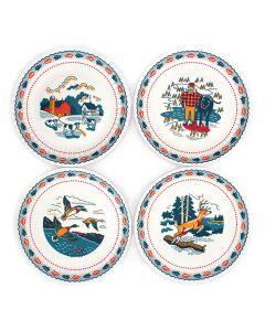 Up North Plates