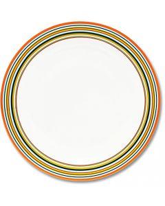 Origo Orange Dinner Plate