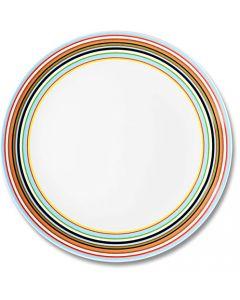 Origo Orange Salad Plate
