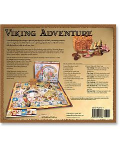 Viking Adventure Game