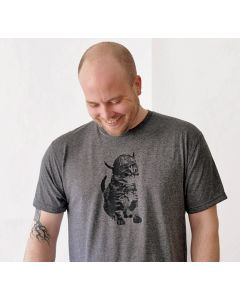 Viking Kitty T Shirt