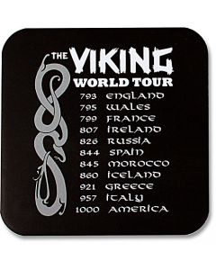 Viking World Tour Coaster