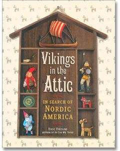 Vikings in the Attic paperback