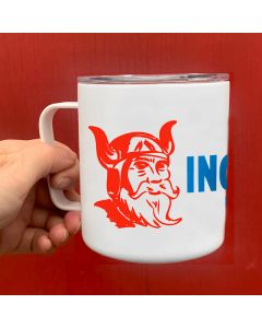 Vintage Viking Camp Mug