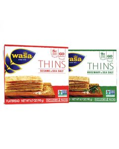 Wasa Sesame & Rosemary Thins