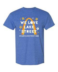We Love Lake Street T Shirt