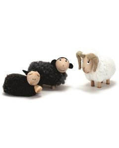 Winsome Sheep Family