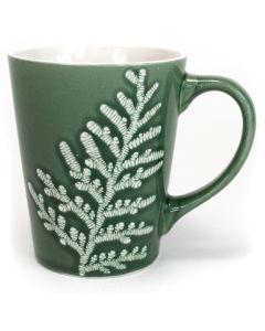 Wintergrove Green Mug