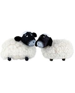 Wooly Lamb Magnet