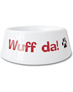 Wuff Da Dog Bowls