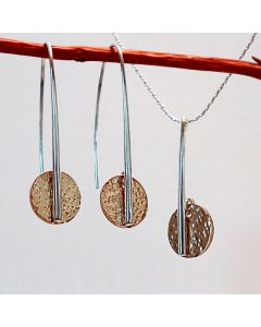 Yrsa Necklace and Earrings
