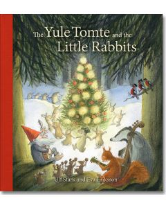 Yule Tomte and Little Rabbits