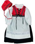 Norwegian National Doll Costume