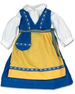 Swedish National Doll Costume
