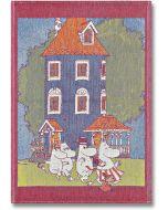 Ekelund Small Towel - Moomin House