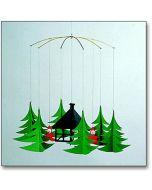 Flensted Christmas Forest Mobile