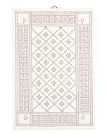Åttebladrose Towel