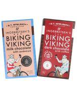 Ingebretsen's Biking Viking Chocolates