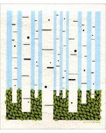 Birch Forest Cellulose Dishcloth