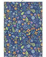 Blue Meadow Towel