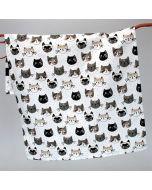 Cat's Meow Dishtowel