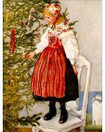 Carl Larsson Christmas Cards