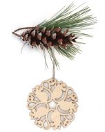 Circle of Mice and Cheese Ornament