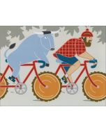 Bunyan Bikers Card