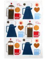 Fika Tea Towel