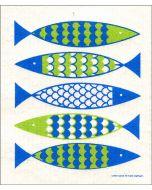 Fish Cellulose Dishcloth