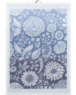 Flytande Blå Towel