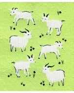 Goats Cellulose Dishcloth
