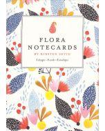 Flora Notecards by Kirsten Sevig