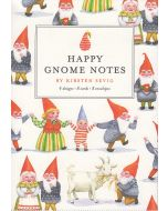Happy Gnome Notes by Kirsten Sevig