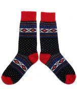 Norwegian Design Wool Socks