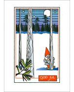 God Jul Holiday Card