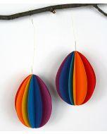 Proongily Egg Ornaments