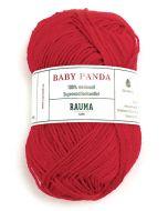 Rauma Baby Panda Superwash 18 Red