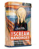 The Scream Bandages