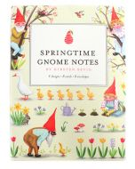 Springtime Gnome Notes by Kirsten Sevig