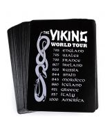 Viking World Tour Playing Cards