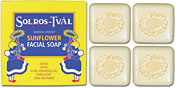 Solros-Tvål (Sunflower Facial Soap)