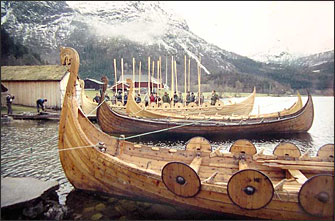 119 best images about Viking ships on Pinterest | Block of wood ...