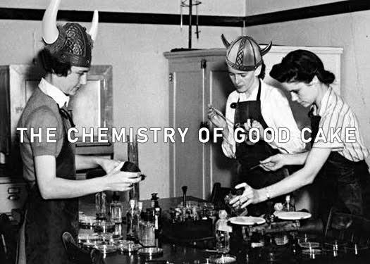 Chemistry of Cake