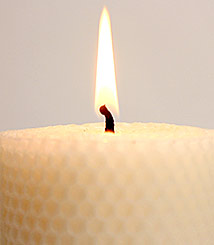 Beeswax-Candles